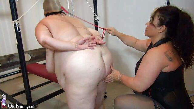 Porno sin registro  Poderosa milf atada y atada (orgasmos sin fin) porno amateir latino
